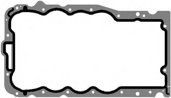 Прокладка, маслянный поддон ELRING 127.760