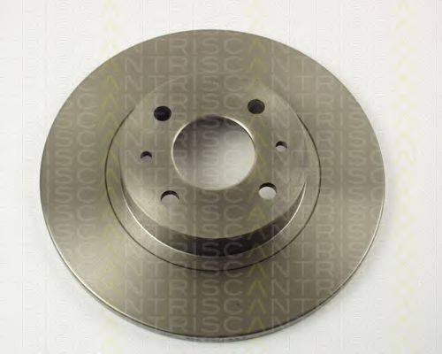 TRISCAN 812010126C Тормозной диск