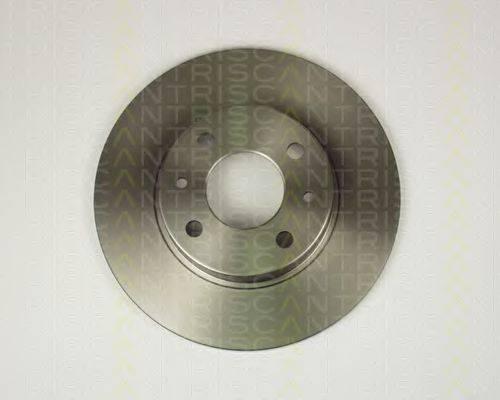 TRISCAN 812010127 Тормозной диск