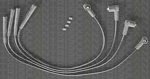 TRISCAN 88606205 Комплект проводов зажигания