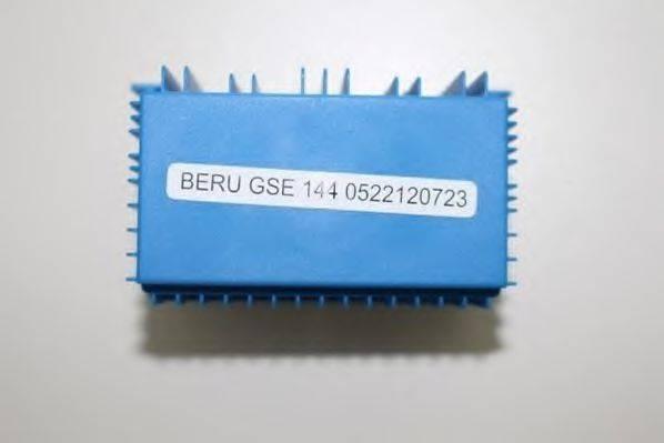 Блок управления, время накаливания BERU GSE144