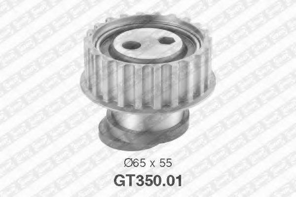 Натяжной ролик, ремень ГРМ SNR GT350.01