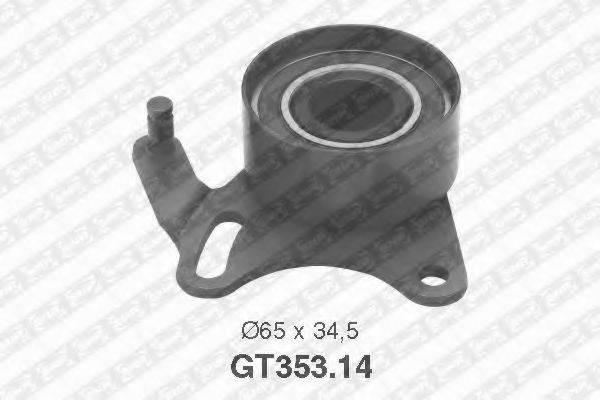 Натяжной ролик, ремень ГРМ SNR GT353.14