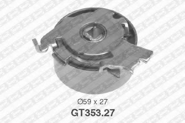 Натяжной ролик, ремень ГРМ SNR GT353.27