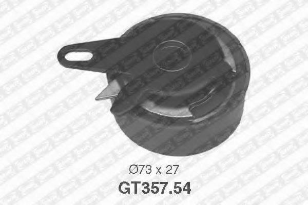 Натяжной ролик, ремень ГРМ SNR GT357.54