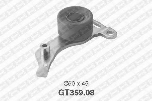 Натяжной ролик, ремень ГРМ SNR GT359.08