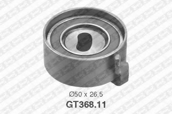 Натяжной ролик, ремень ГРМ SNR GT368.11