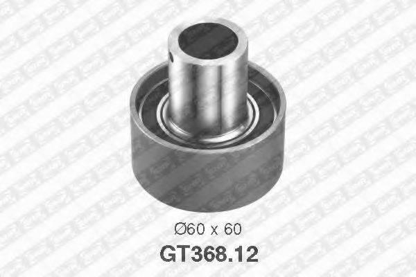 Натяжной ролик, ремень ГРМ SNR GT368.12