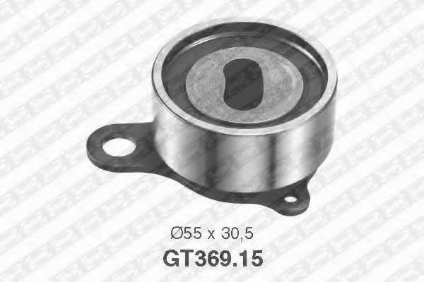 Натяжной ролик, ремень ГРМ SNR GT369.15