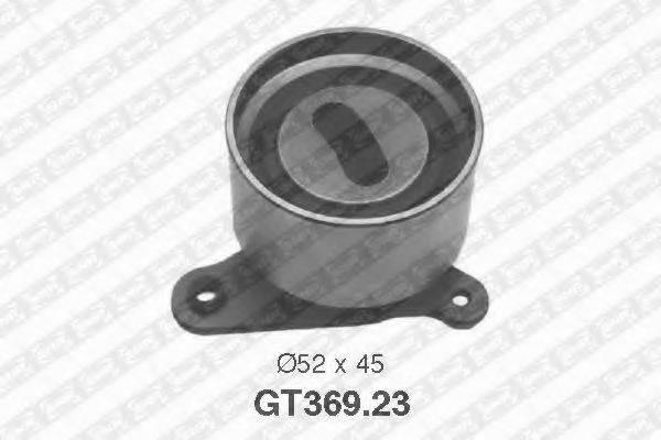 Натяжной ролик, ремень ГРМ SNR GT369.23