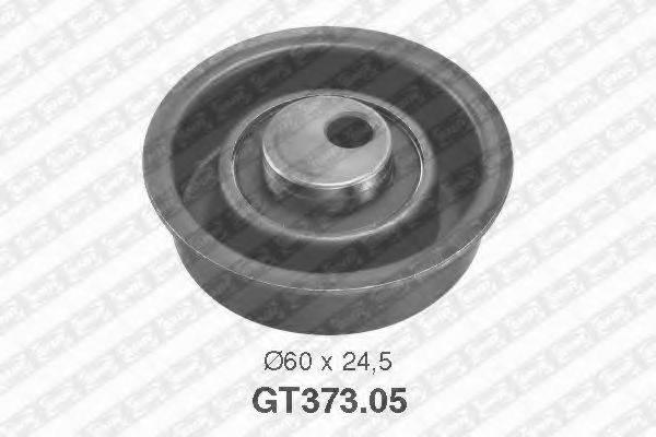Натяжной ролик, ремень ГРМ SNR GT373.05
