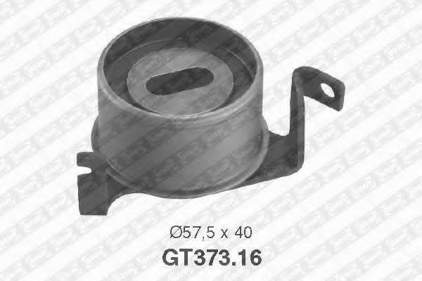 Натяжной ролик, ремень ГРМ SNR GT373.16