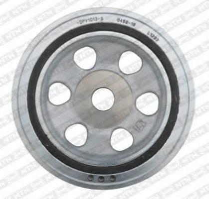 Ременный шкив, коленчатый вал SNR DPF358.04
