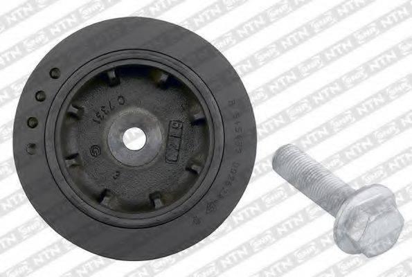 Ременный шкив, коленчатый вал SNR DPF355.01K1
