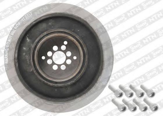 Ременный шкив, коленчатый вал SNR DPF357.01K1