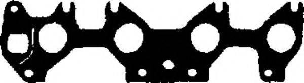 Прокладка, впускной коллектор PAYEN JC823