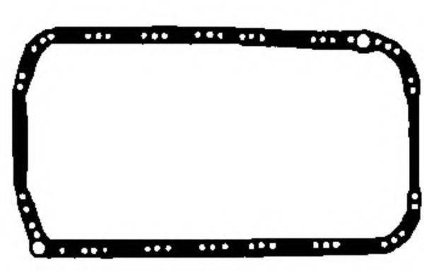 Прокладка, маслянный поддон PAYEN JJ417