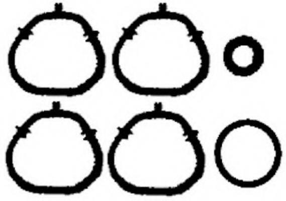 Прокладка, впускной коллектор PAYEN JA5005