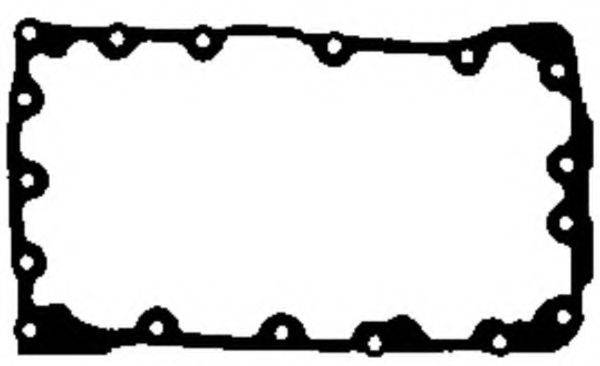 Прокладка, маслянный поддон PAYEN JH5012