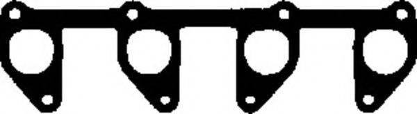 Прокладка, выпускной коллектор PAYEN JC281