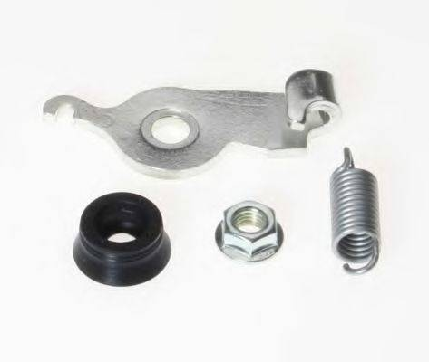 BUDWEG CALIPER 2099389 Ремкомплект, вал стояночный тормозной (тормозной суппорт)