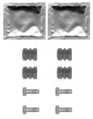 PAGID K0394 комплект принадлежностей, тормозной суппорт