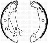 METELLI 530002Y Комплект тормозных колодок