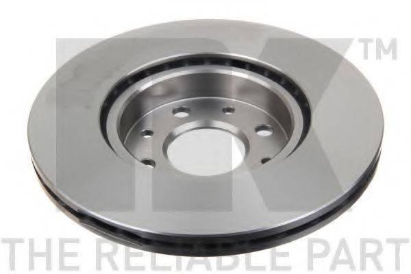 NK 209921 Тормозной диск