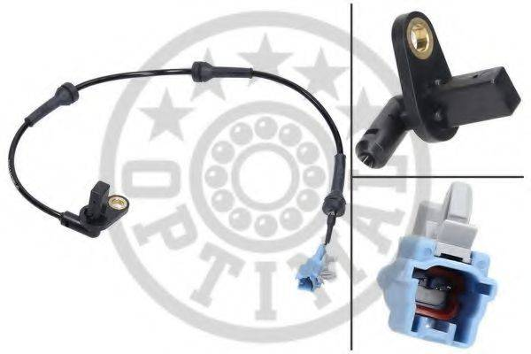 OPTIMAL 06S414 Датчик, частота вращения колеса