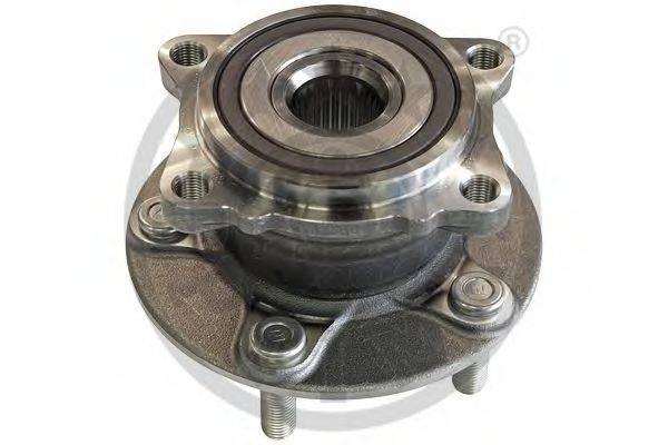 Комплект подшипника ступицы колеса OPTIMAL 602702