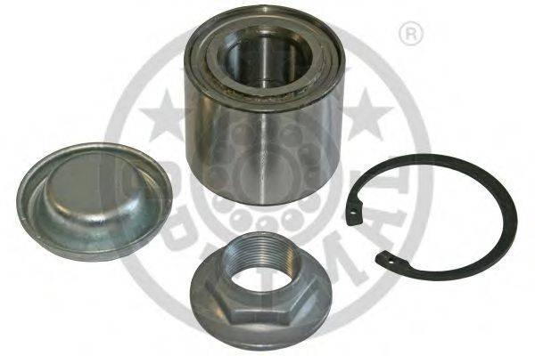 Комплект подшипника ступицы колеса OPTIMAL 602745