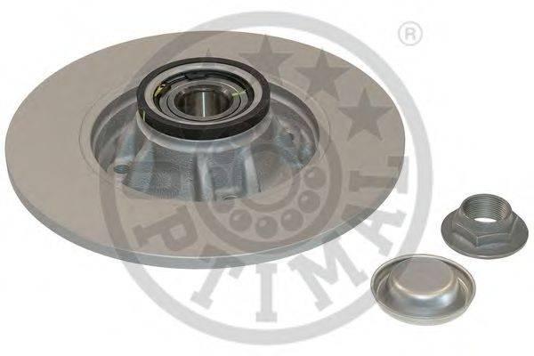 Тормозной диск OPTIMAL 602745BS1