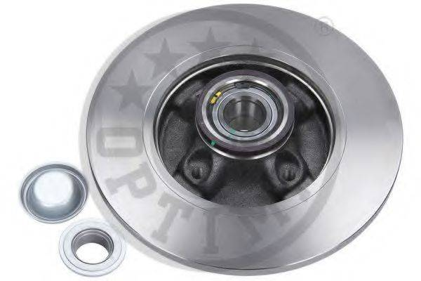 Тормозной диск OPTIMAL 602745BS2