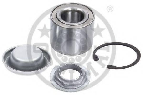 Комплект подшипника ступицы колеса OPTIMAL 602883
