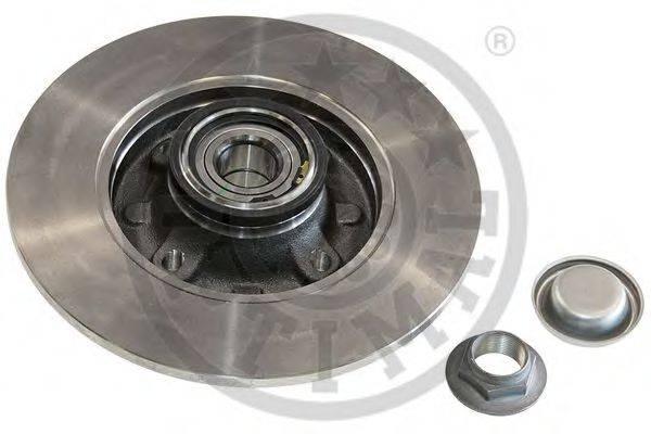 Тормозной диск OPTIMAL 602883BS1