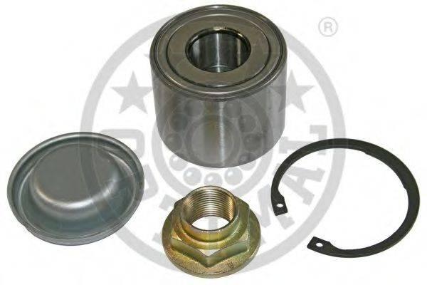 Комплект подшипника ступицы колеса OPTIMAL 602893