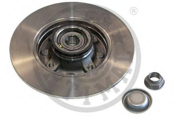 Тормозной диск OPTIMAL 602893BS1