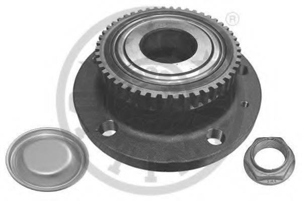 Комплект подшипника ступицы колеса OPTIMAL 602927