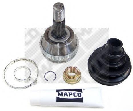 MAPCO 16002 Шарнирный комплект, приводной вал