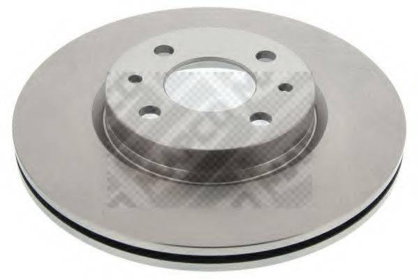 MAPCO 15032 Тормозной диск