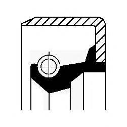 Уплотнительное кольцо CORTECO 12017116B