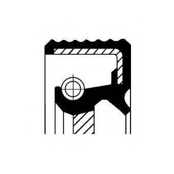 CORTECO 12015974B Уплотняющее кольцо, распределительный вал