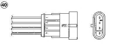 NGK 94221 Лямбда-зонд