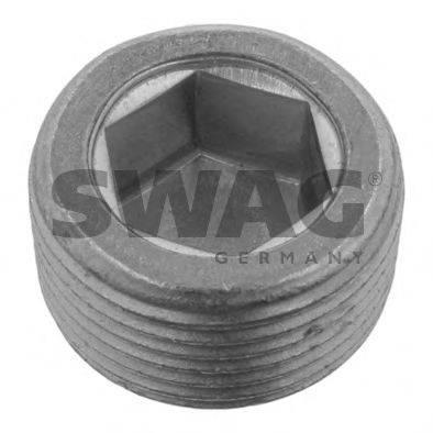 SWAG 70938179 Резьбовая пробка, маслянный поддон; Резьбовая пробка, картер коробки передач