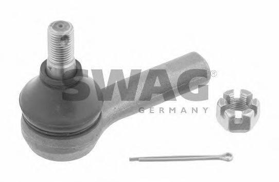 SWAG 82926536 Наконечник поперечной рулевой тяги