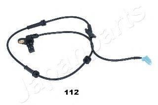 JAPANPARTS ABS112 Датчик, частота вращения колеса