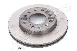 Тормозной диск JAPANPARTS DI-029