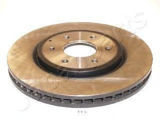 Тормозной диск JAPANPARTS DI-115