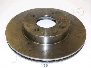 Тормозной диск JAPANPARTS DI-135