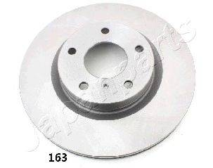 Тормозной диск JAPANPARTS DI-163